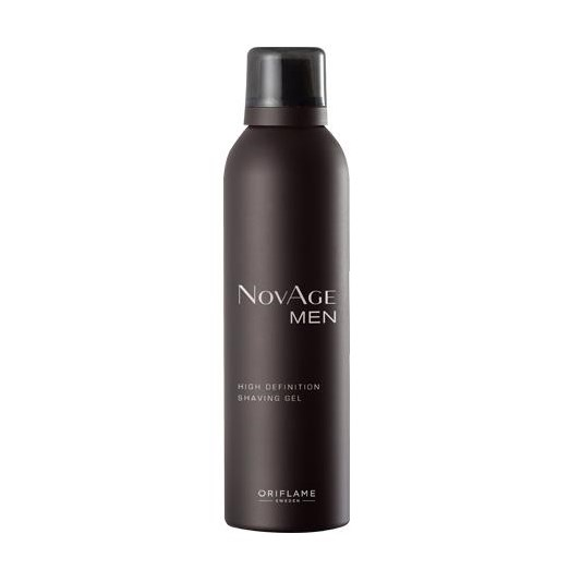 NovAge Men HD gel za brijanje