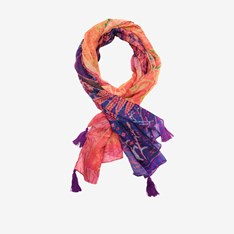 True Colourful Scarf